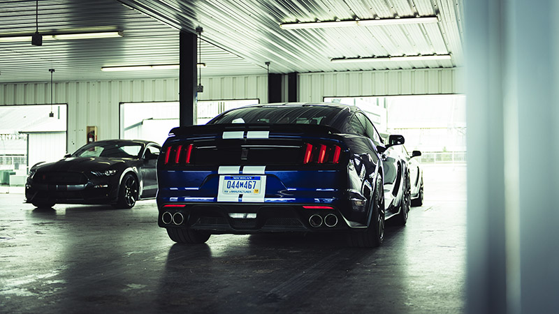 2016 Ford Shelby GT350 review canada