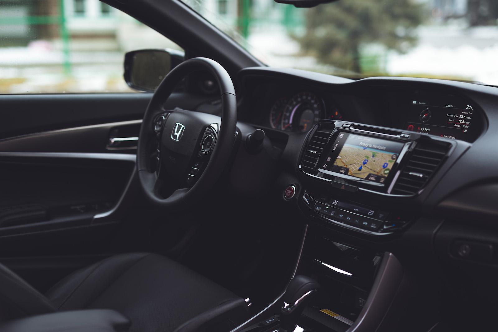 Accord Coupe Black Interior ...