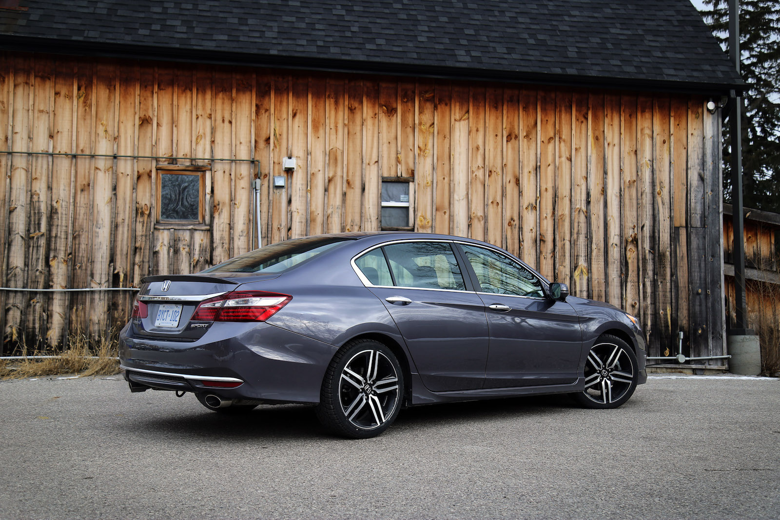 Honda Accord Sport >> Review: 2016 Honda Accord Sport | Canadian Auto Review