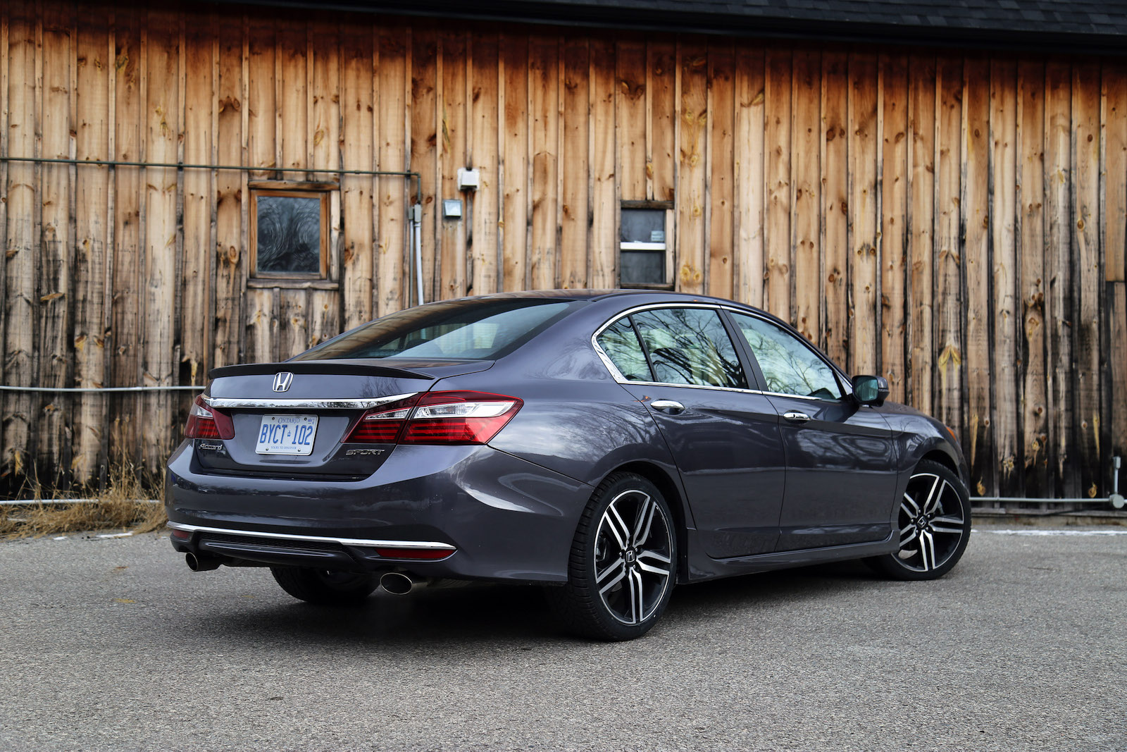 Review: 2016 Honda Accord Sport | Canadian Auto Review