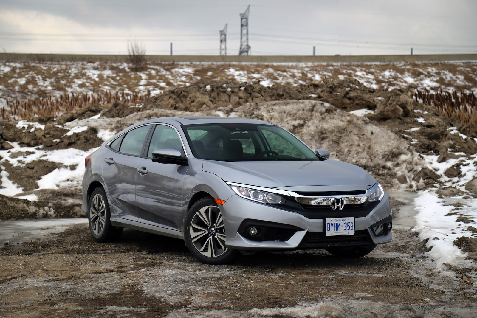 quick spin 2016 honda civic ex t canadian auto review