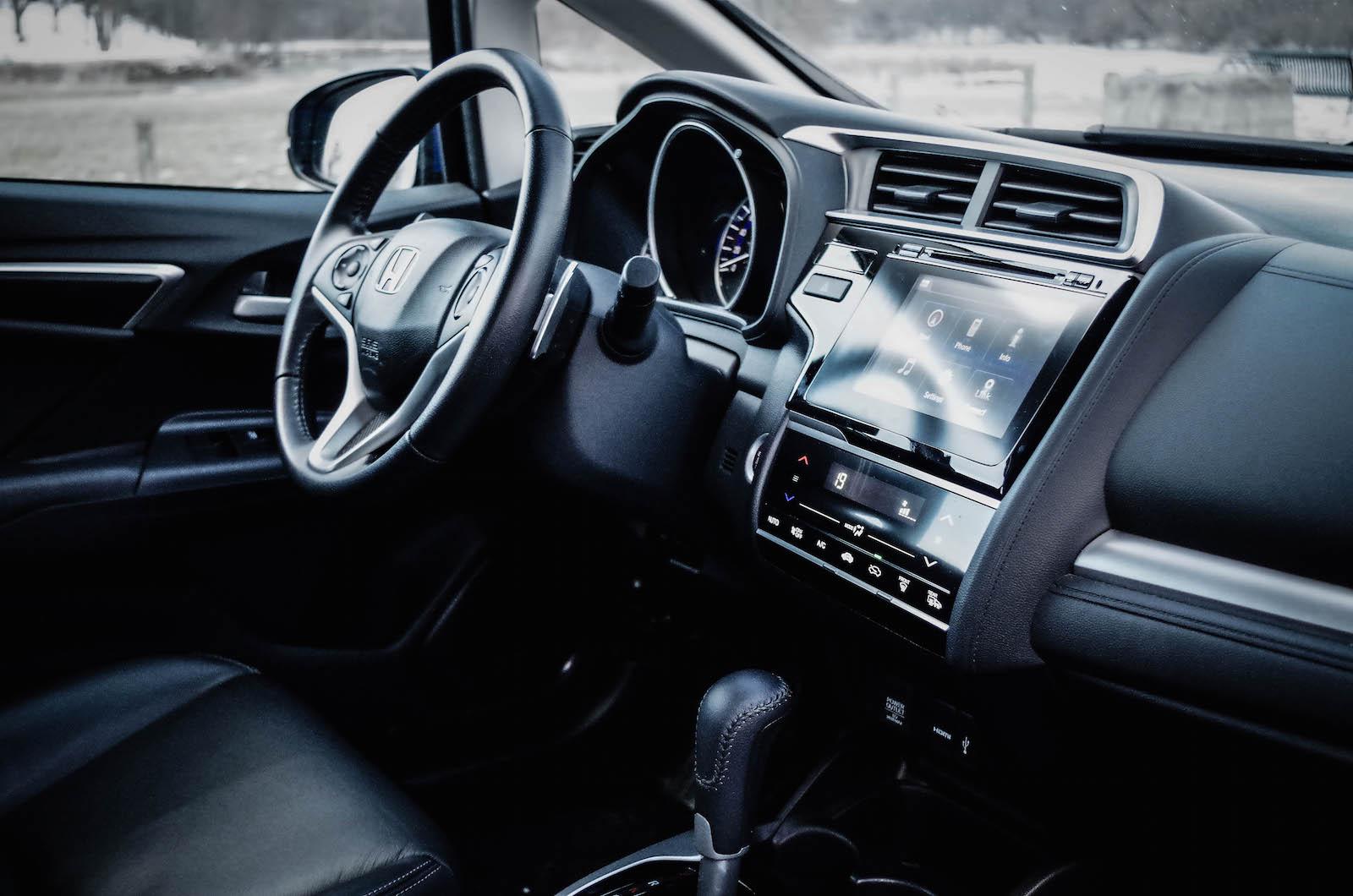 Review 2016 Honda Fit Ex L Navi Canadian Auto Review