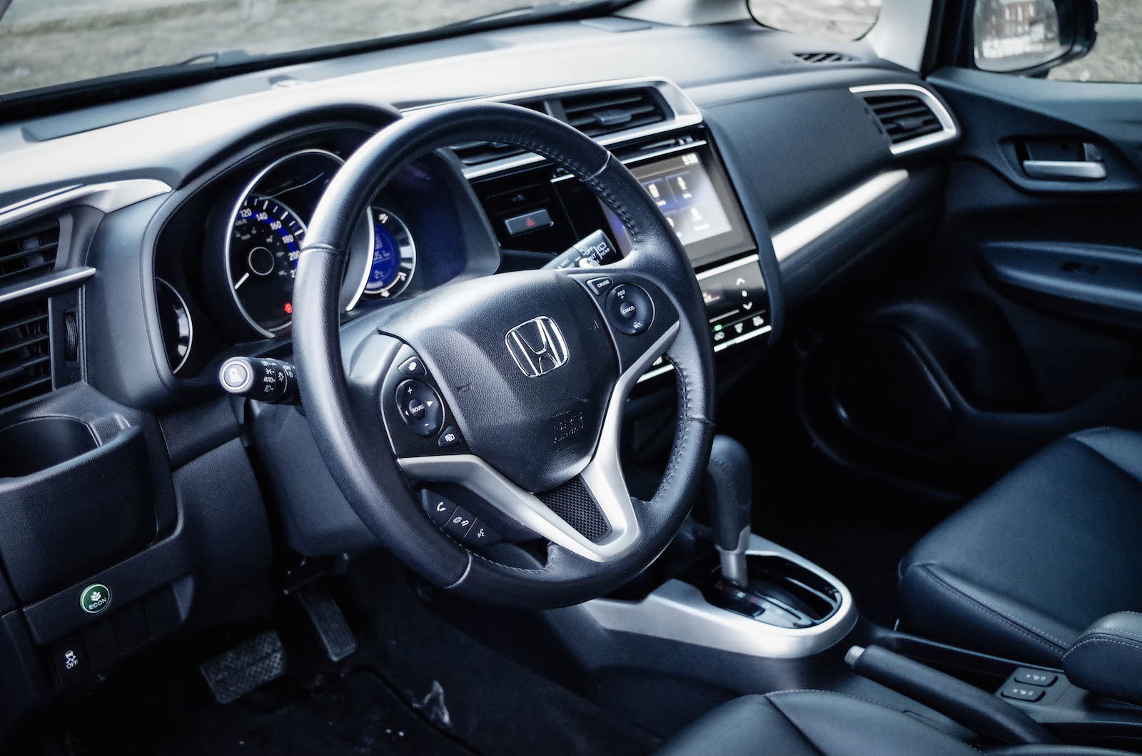 Honda Fit Interior on Honda Vtec Engine Review