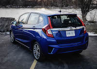 honda fit review
