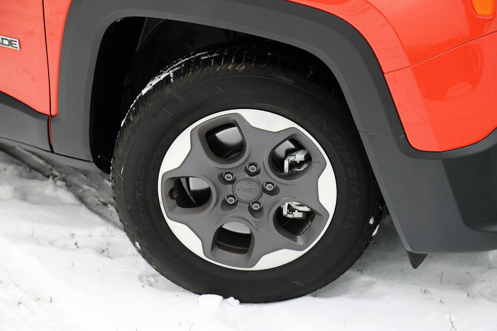 Jeep Renegade Vs Honda Crv >> Best Winter Tires For The 2015 Honda Crv | Autos Post