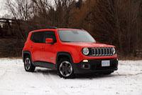 comparison review  honda hr    jeep renegade canadian auto review