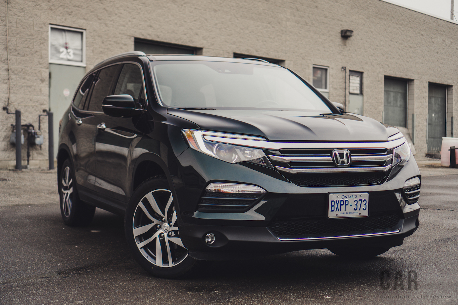 Review: 2016 Honda Pilot Touring | Canadian Auto Review