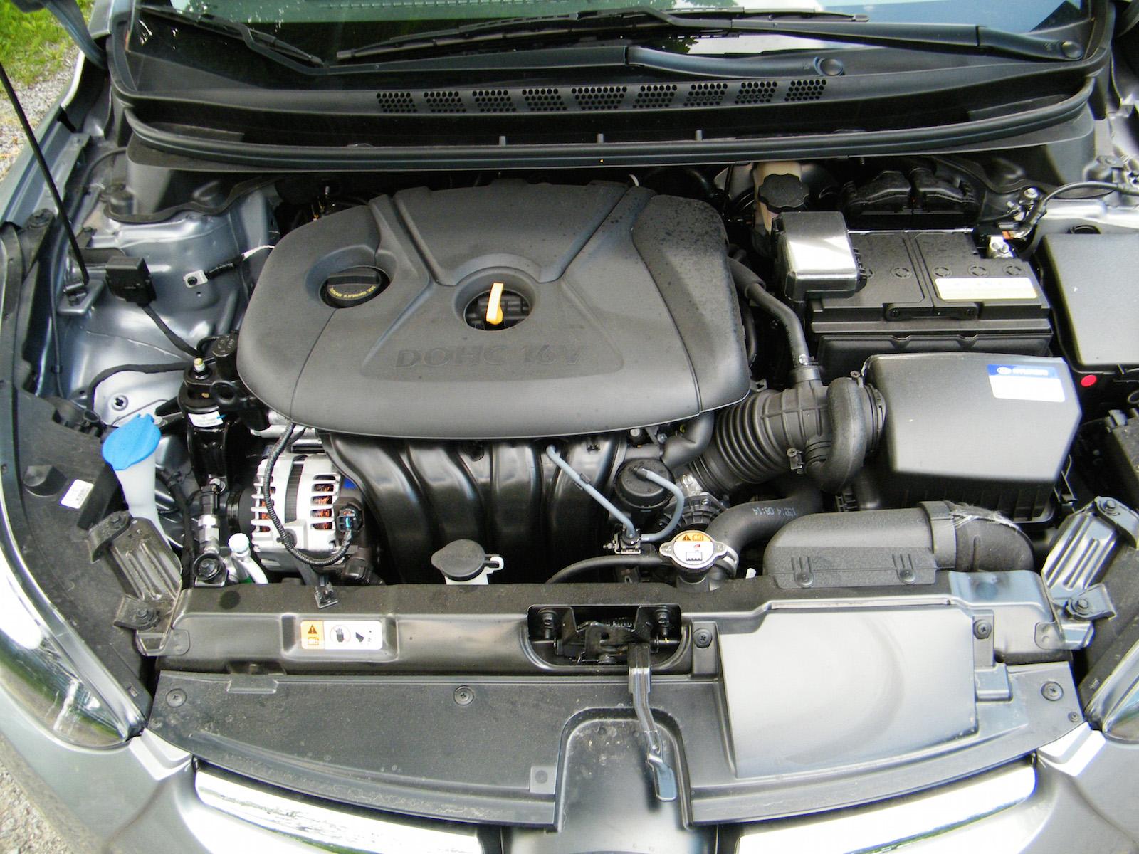 Hyundai Santa Fe 2015 >> Review: 2016 Hyundai Elantra | Canadian Auto Review
