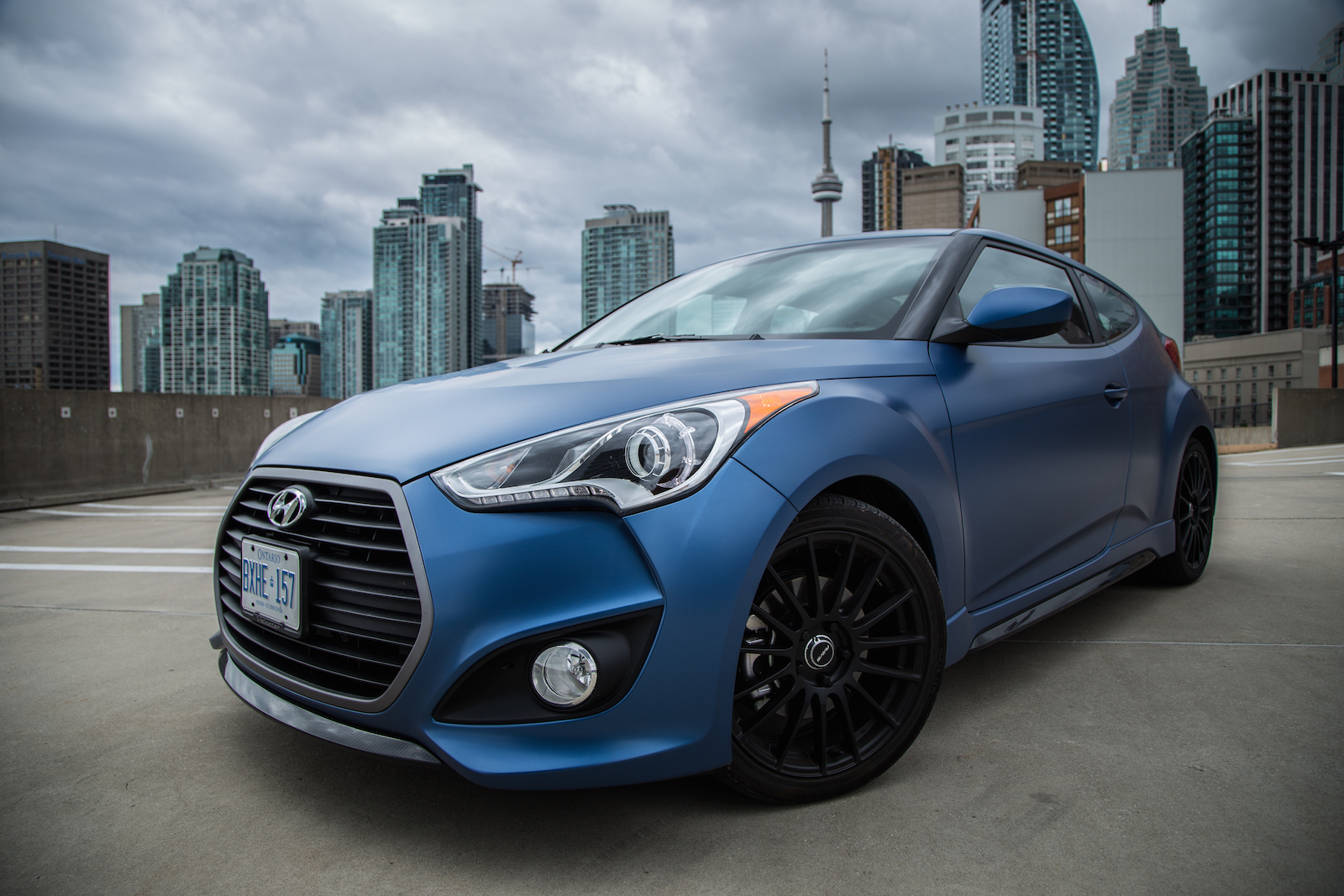 Review 2016 Hyundai Veloster Turbo Rally Edition