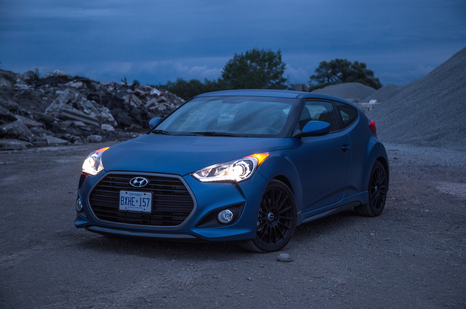 Review: 2016 Hyundai Veloster Turbo Rally Edition | Canadian Auto Review