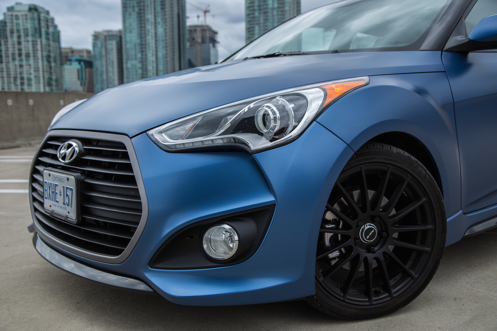 Review 2016 Hyundai Veloster Turbo Rally Edition Canadian Auto Review