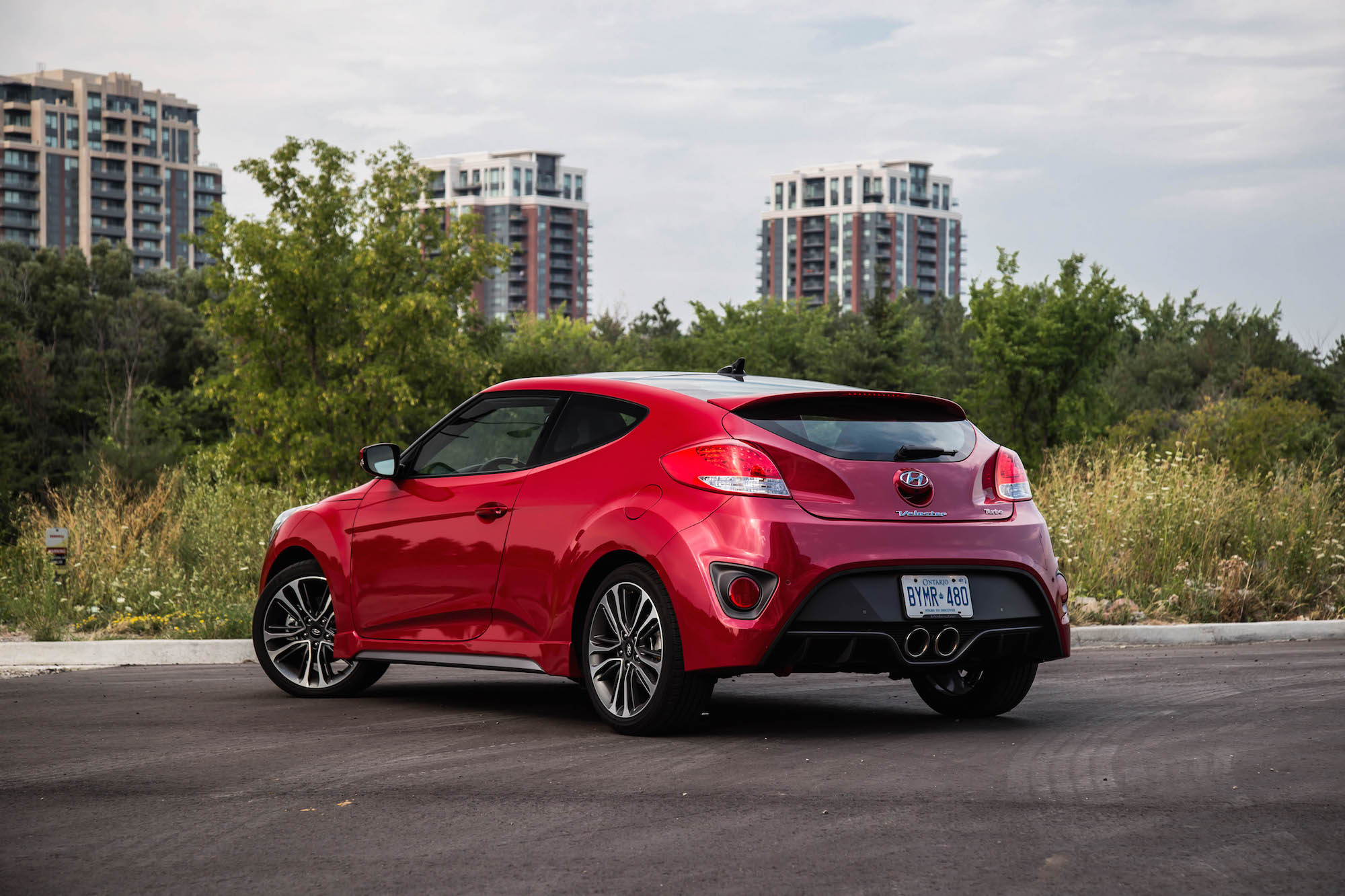 review 2016 hyundai veloster turbo canadian auto review. Black Bedroom Furniture Sets. Home Design Ideas