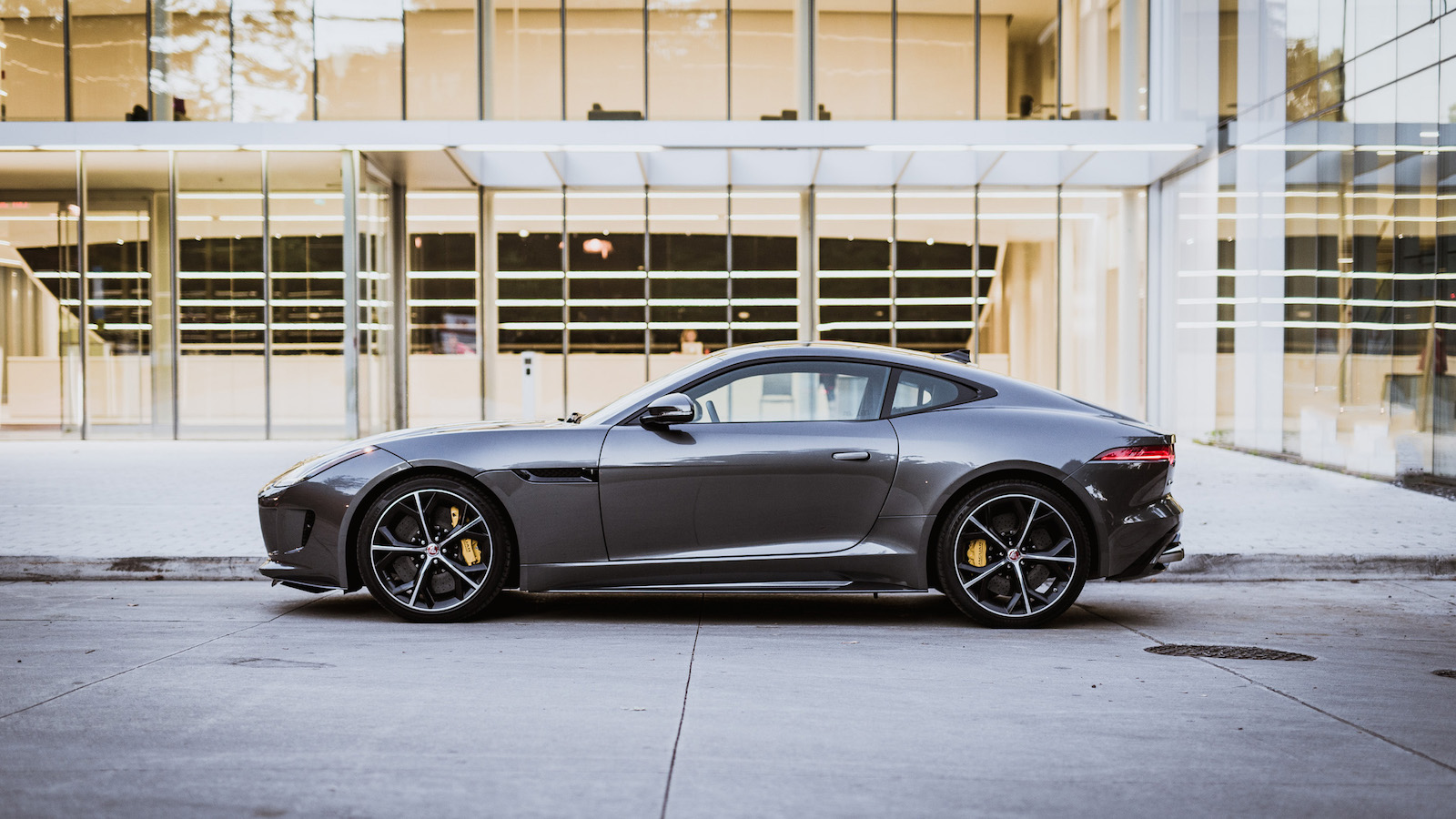 Review: 2016 Jaguar F-Type R AWD Coupe | Canadian Auto Review