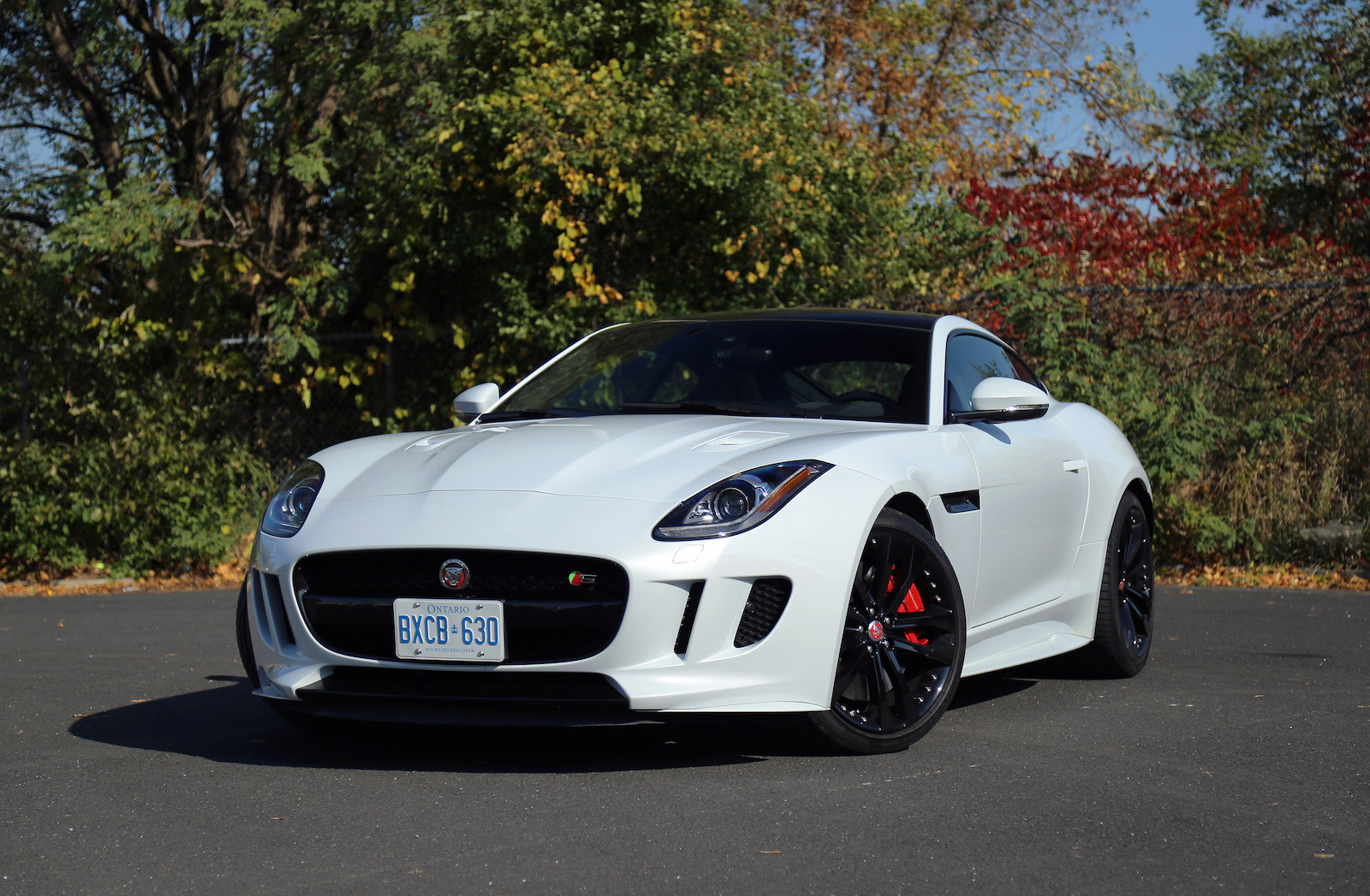 quick drive 2016 jaguar f type s awd coupe canadian auto review. Black Bedroom Furniture Sets. Home Design Ideas