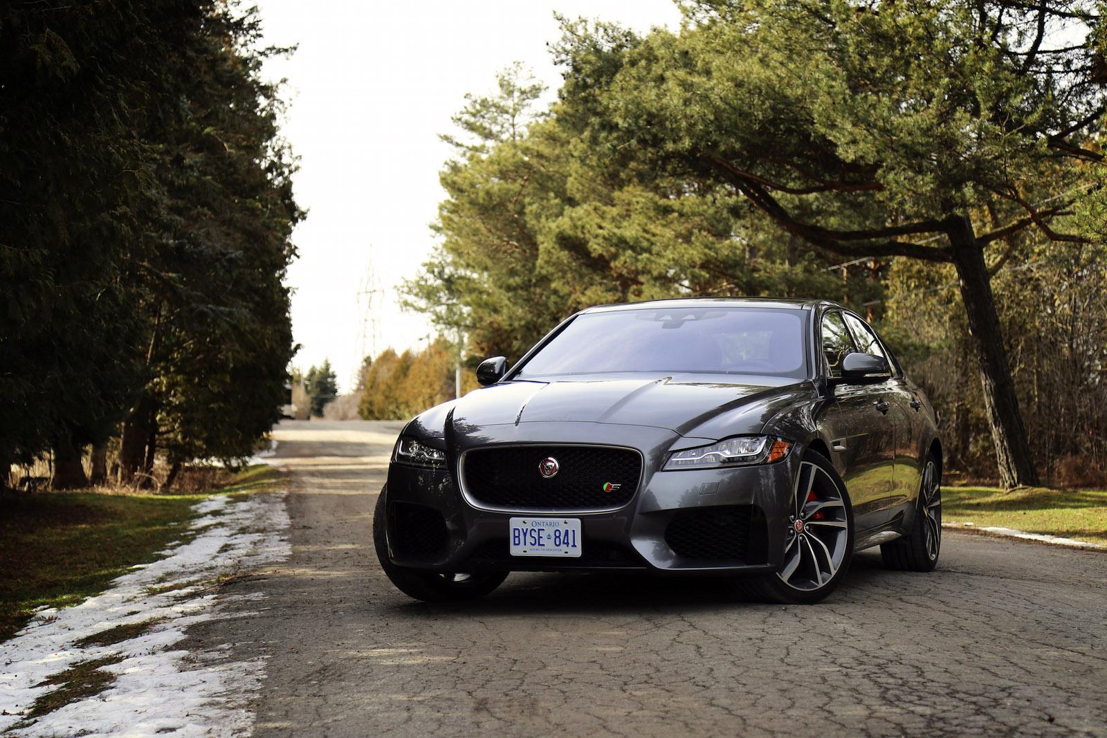 jaguar xf transmission images