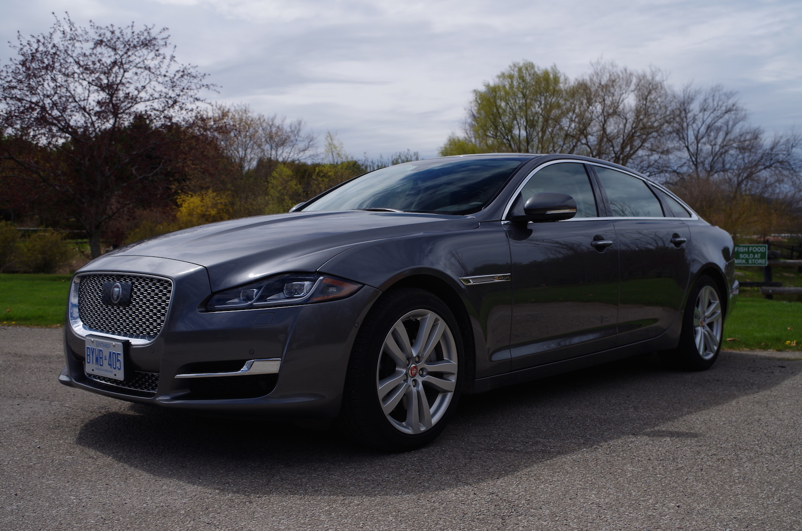 Review 2016 Jaguar Xjl Portfolio Awd Canadian Auto Review