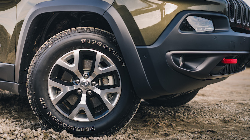 Review: 2016 Jeep Cherokee Trailhawk | Canadian Auto Review