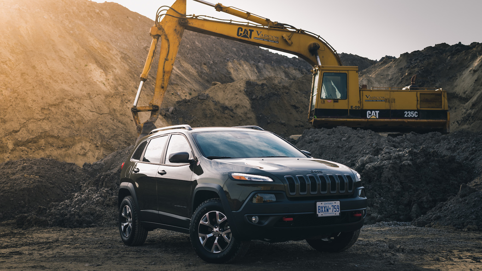 Jeep Cherokee Trailhawk Canada Review