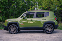 review 2016 jeep renegade 75th anniversary edition. Black Bedroom Furniture Sets. Home Design Ideas