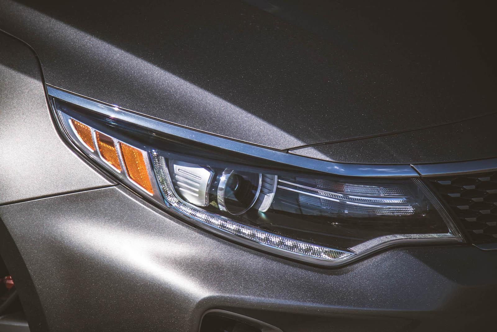 Review 2016 Kia Optima Sxl Canadian Auto Review
