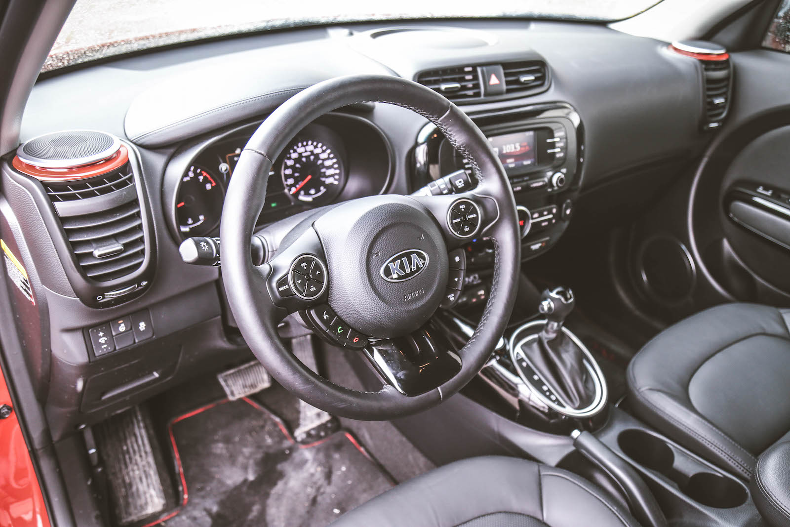Review 2016 Kia Soul Se Sport Canadian Auto Review