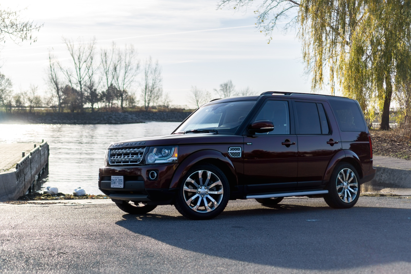 second look 2016 land rover lr4 canadian auto review. Black Bedroom Furniture Sets. Home Design Ideas
