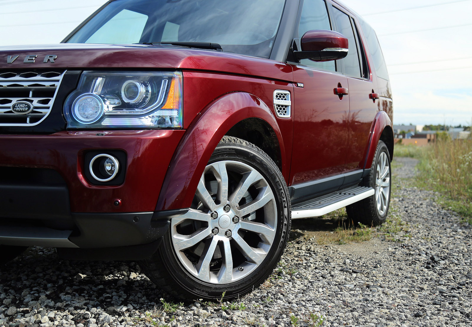 Review 2016 Land Rover Lr4 Hse Lux Canadian Auto Review