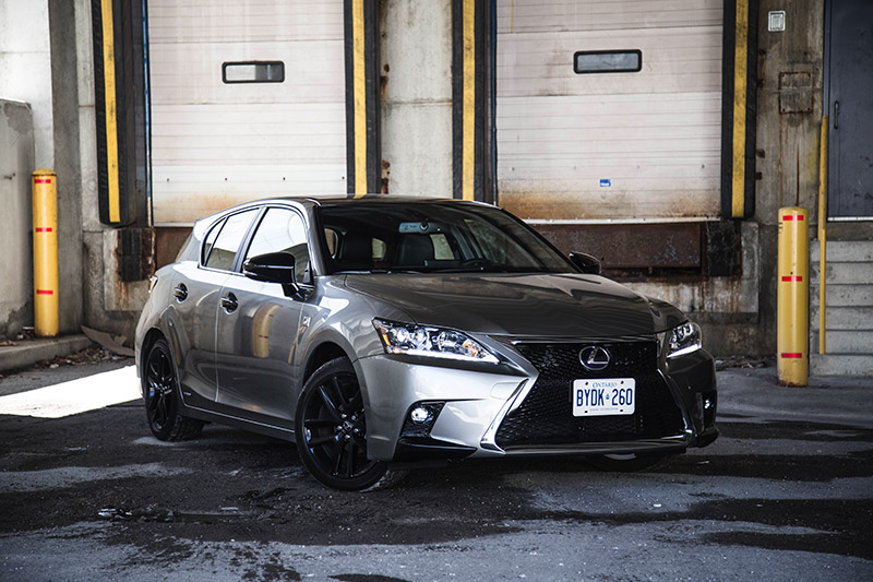 2016 Lexus CT 200h F Sport Special Edition Canada Review