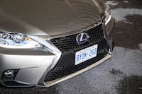 2016 Lexus CT 200h F Sport Special Edition atomic gray