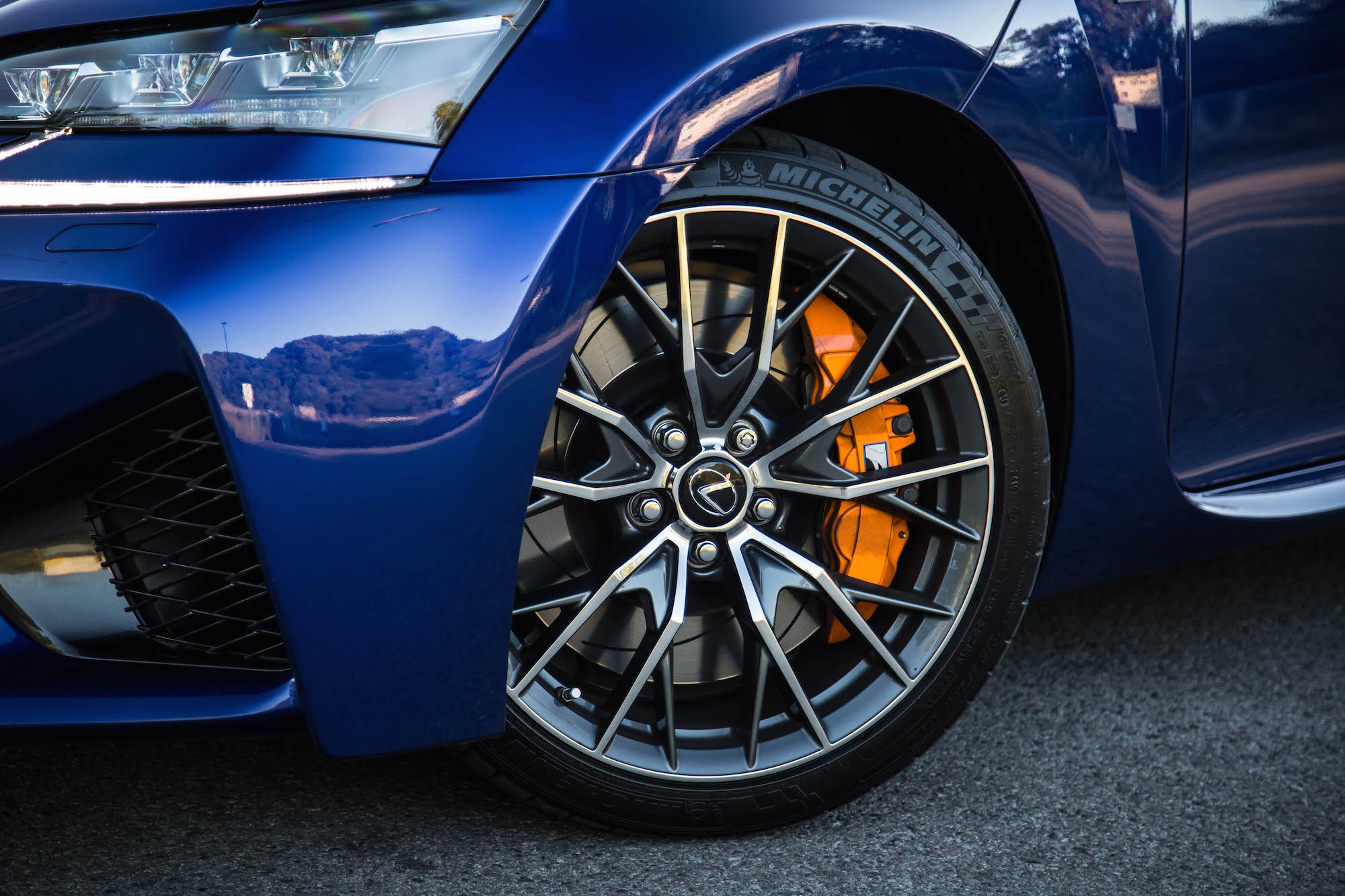 Red Line Tires >> Exhaust Notes: 2016 Lexus GS F   Canadian Auto Review