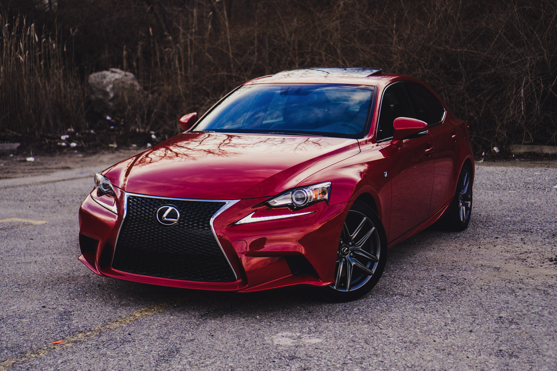 Review 2016 Lexus IS 200t Canadian Auto Review