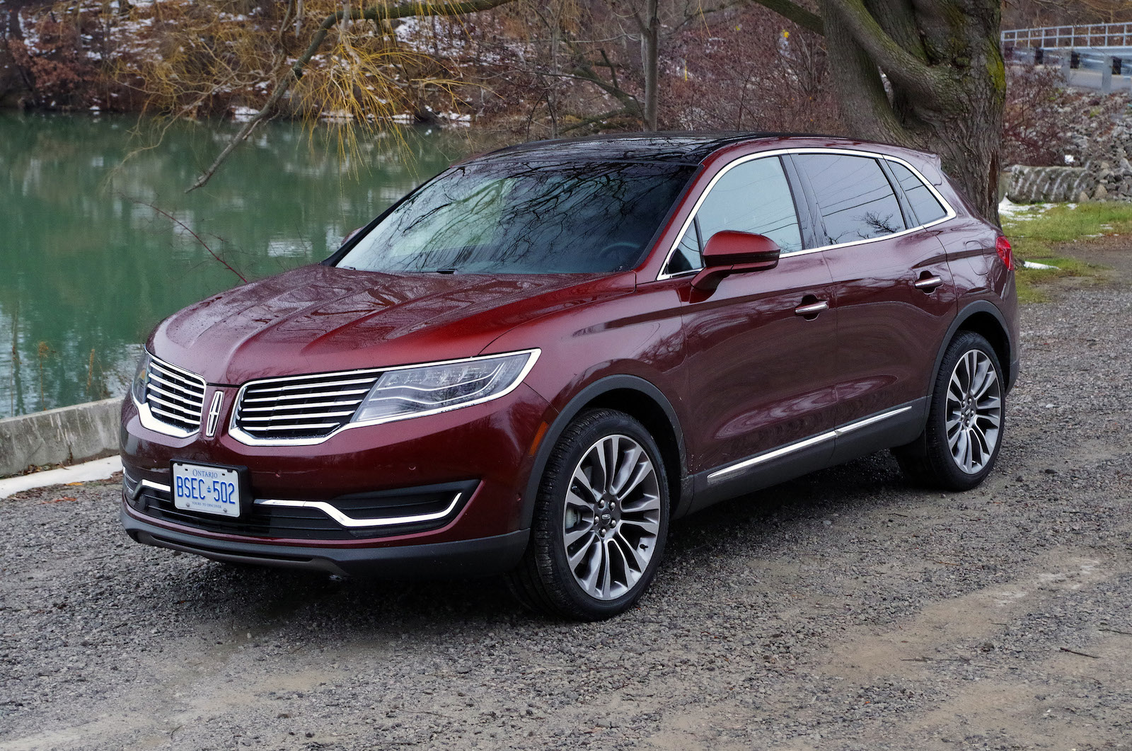 review  2016 lincoln mkx