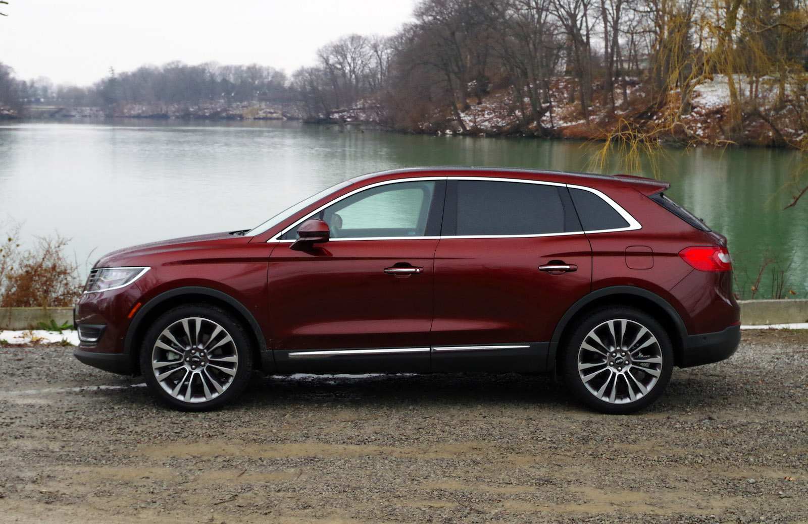 Model Review 2016 Lincoln MKX  Canadian Auto Review
