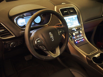 First Look 2016 Lincoln Mkx Canadian Auto Review