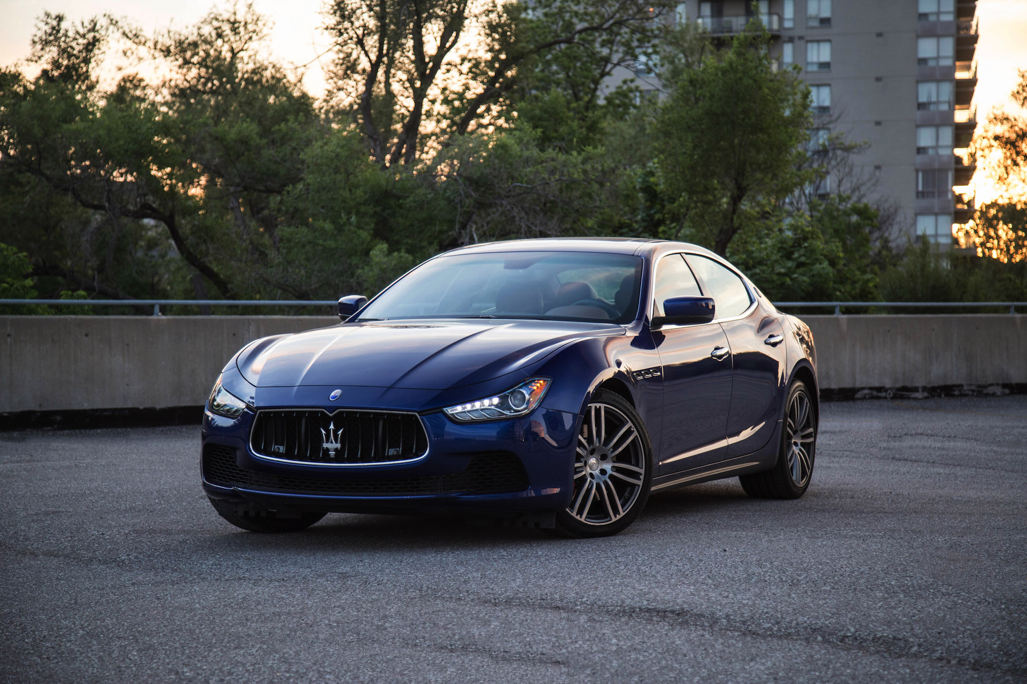 review 2016 maserati ghibli s q4 canadian auto review. Black Bedroom Furniture Sets. Home Design Ideas