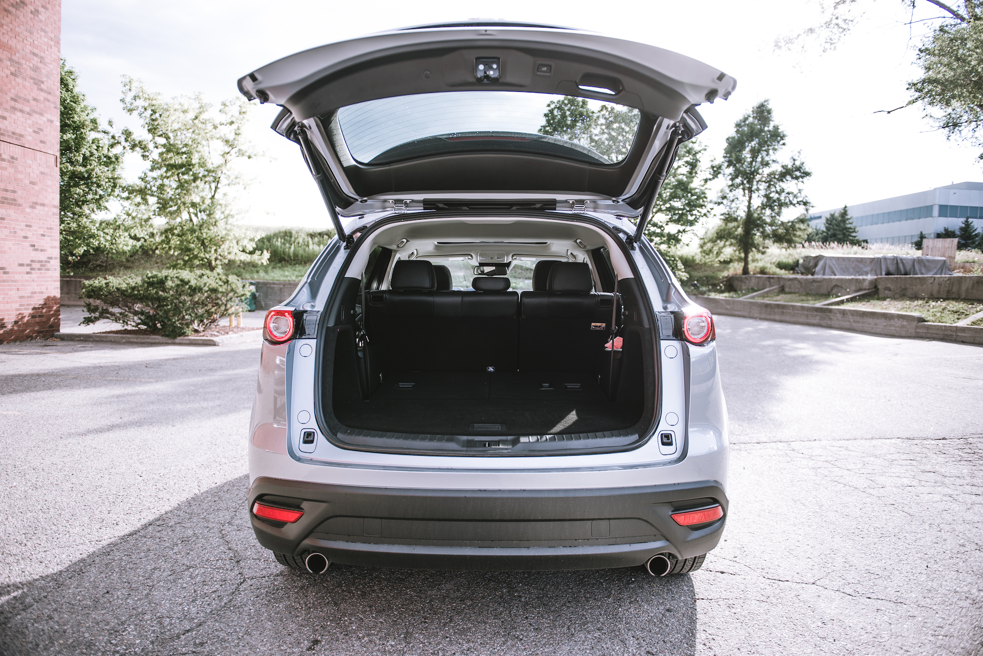 review 2016 mazda cx 9 gs l canadian auto review. Black Bedroom Furniture Sets. Home Design Ideas
