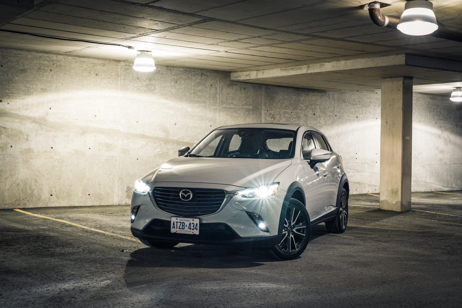 Review: 2016 Mazda CX-3 GT | Canadian Auto Review