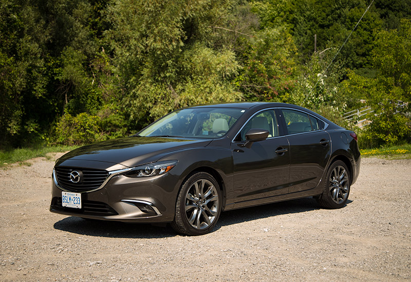 Innovative Review 2016 Mazda6 GT 6MT  Canadian Auto Review