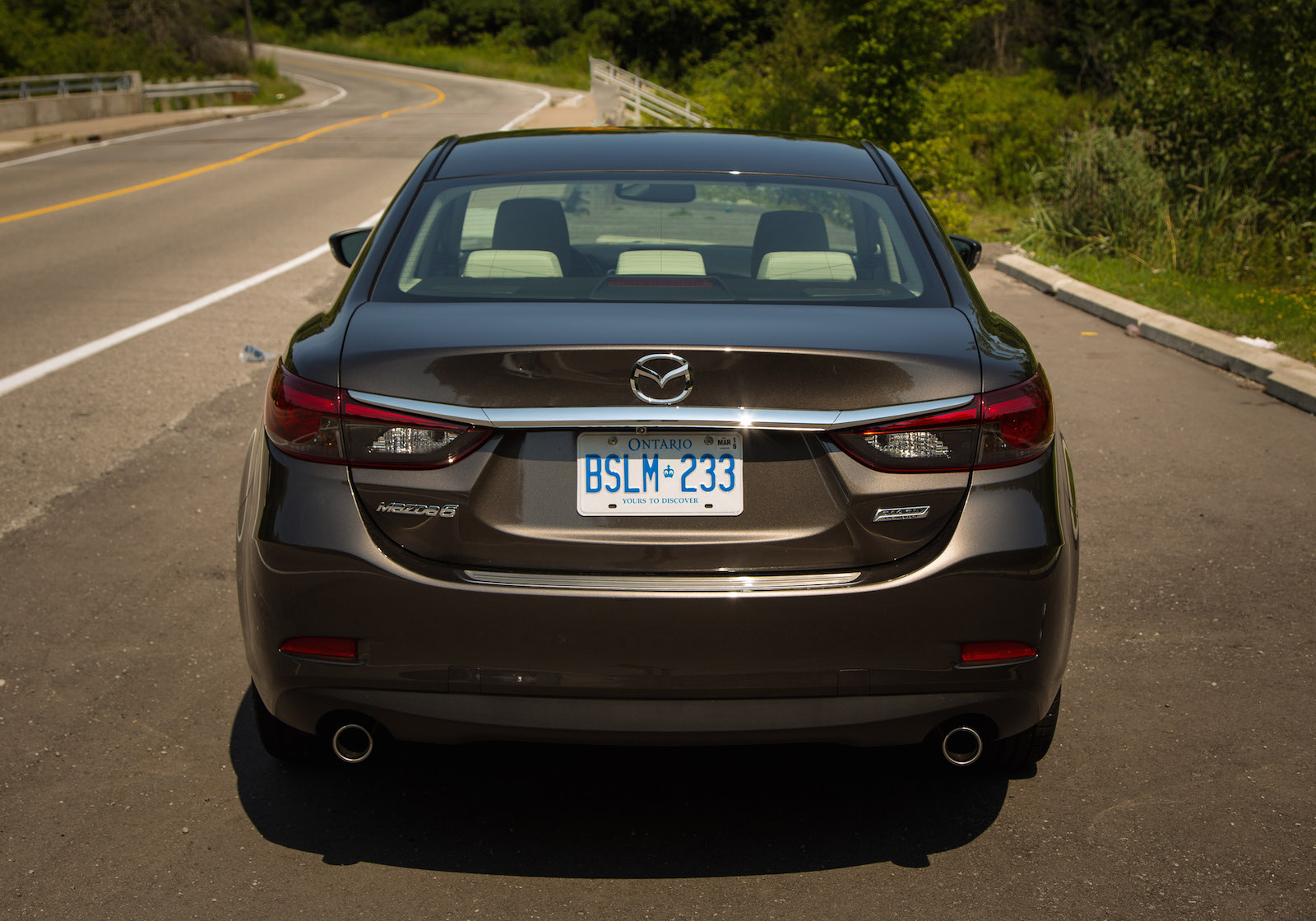 Brilliant Review 2016 Mazda6 GT 6MT  Canadian Auto Review