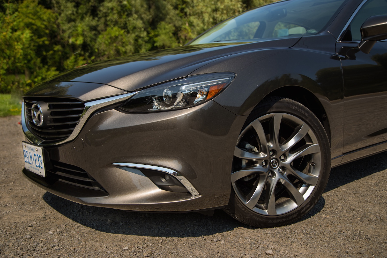 Simple Review 2016 Mazda6 GT 6MT  Canadian Auto Review
