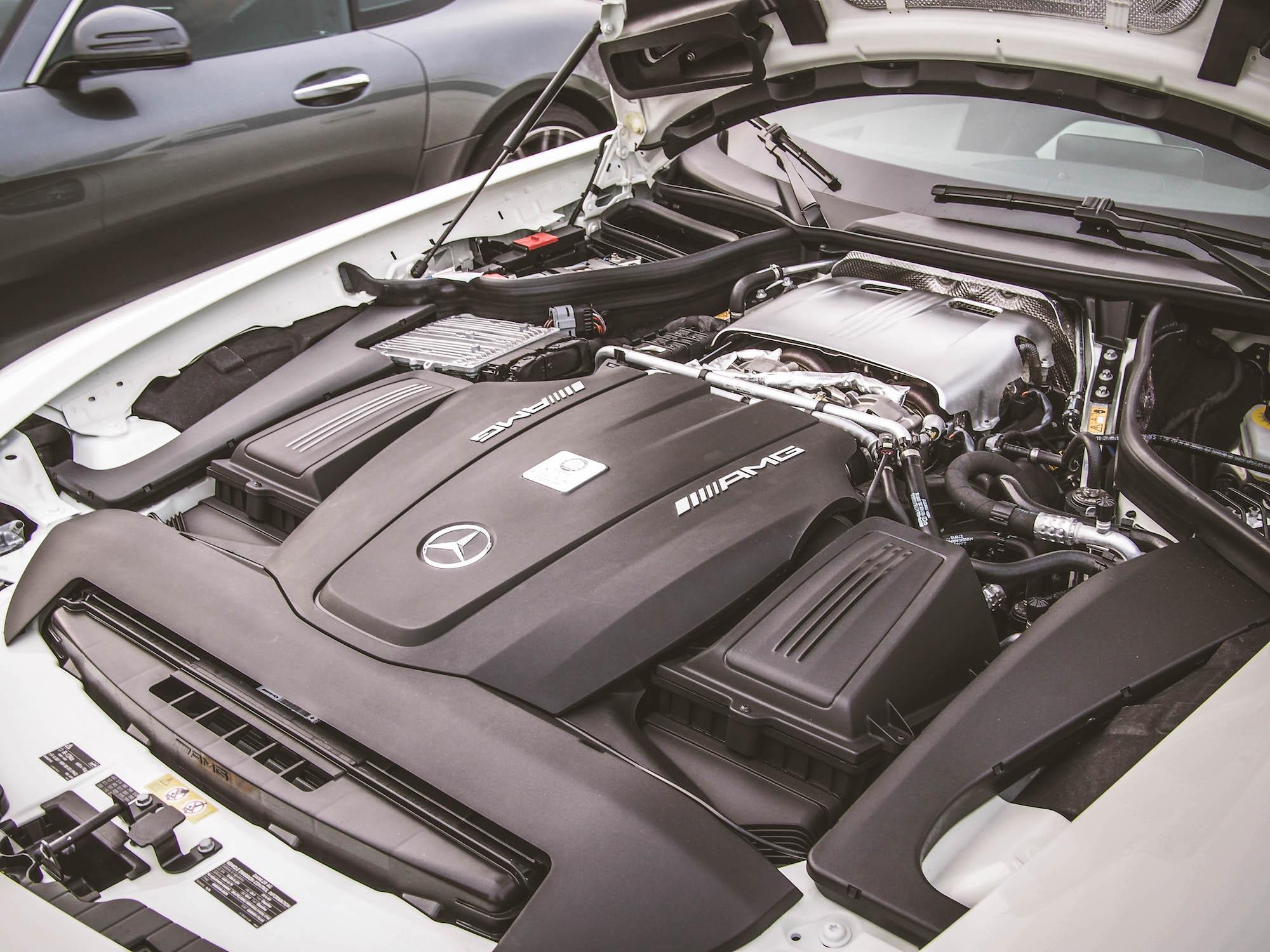 2016 平治 Amg Gt S Canadian Auto Review
