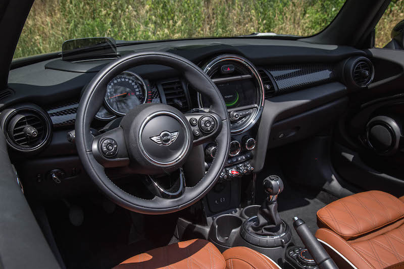 Review 2016 Mini Cooper S Convertible Canadian Auto Review