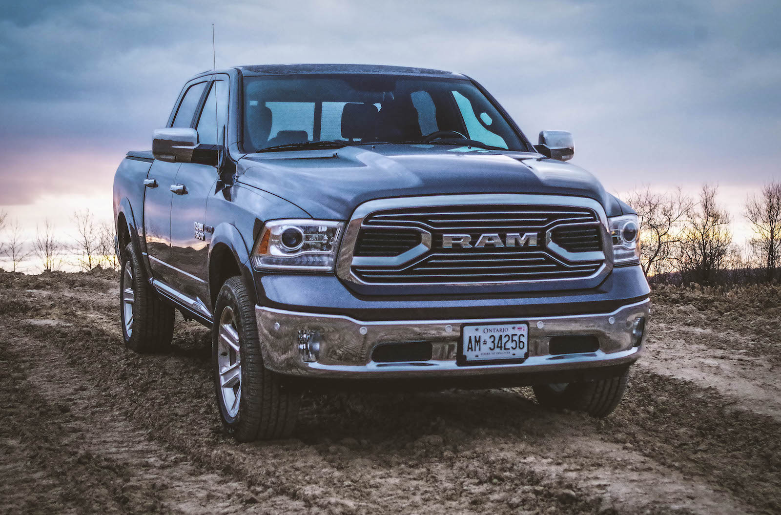 Review 2016 RAM 1500 Laramie Limited