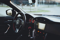 scion fr-s interior