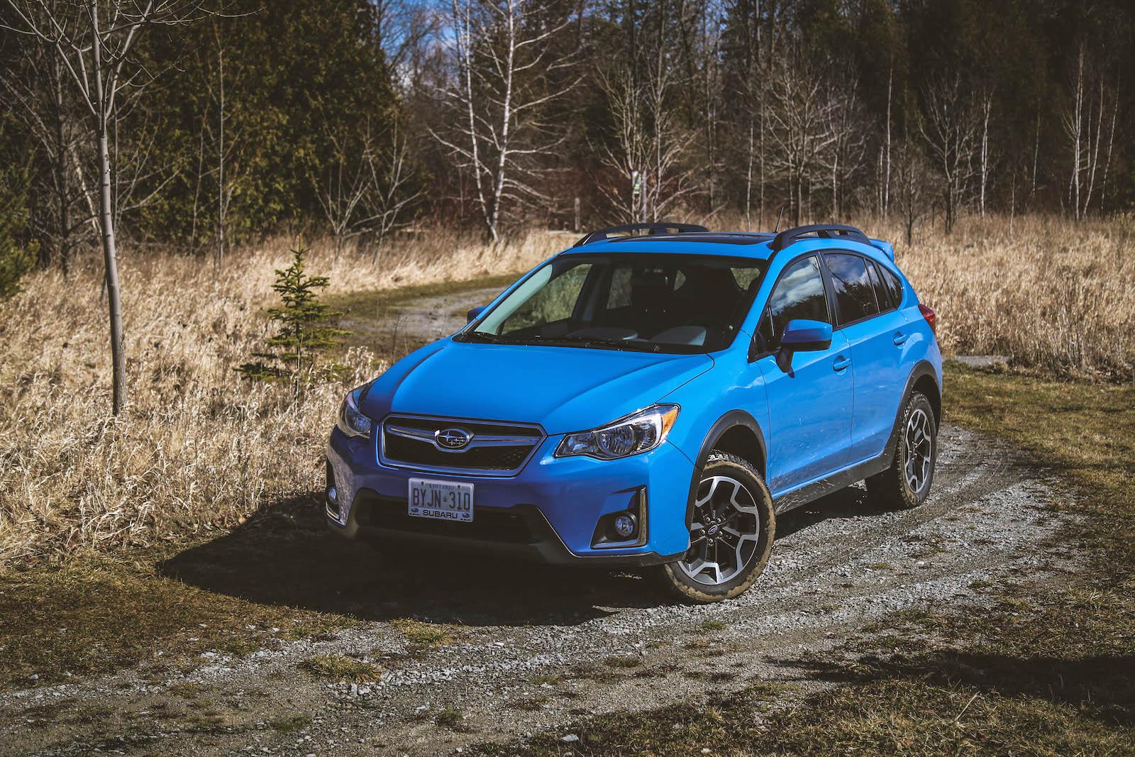 Review 2016 Subaru Crosstrek Canadian Auto Review