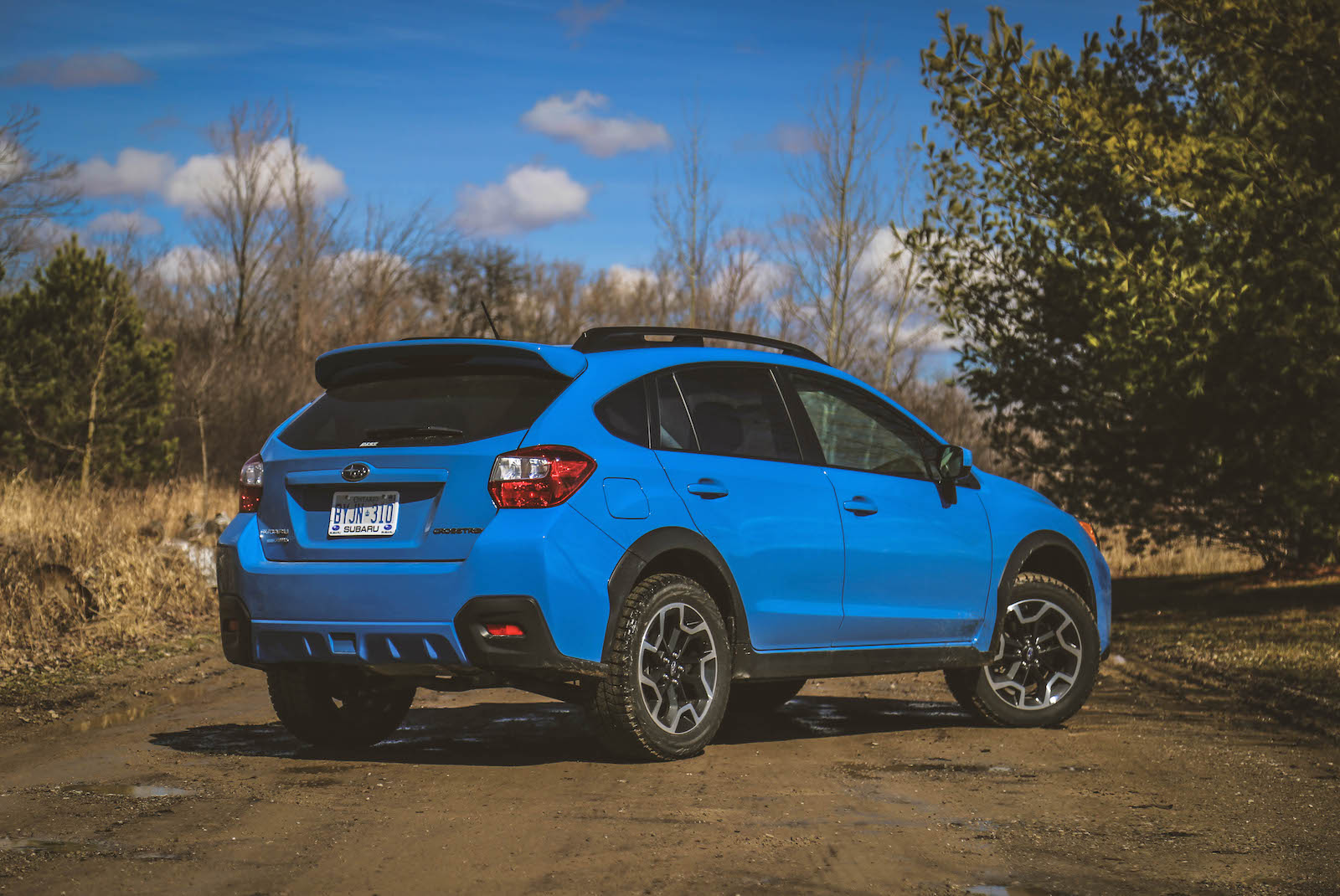 Can You Drive On A Flat Tire >> Review: 2016 Subaru Crosstrek | Canadian Auto Review