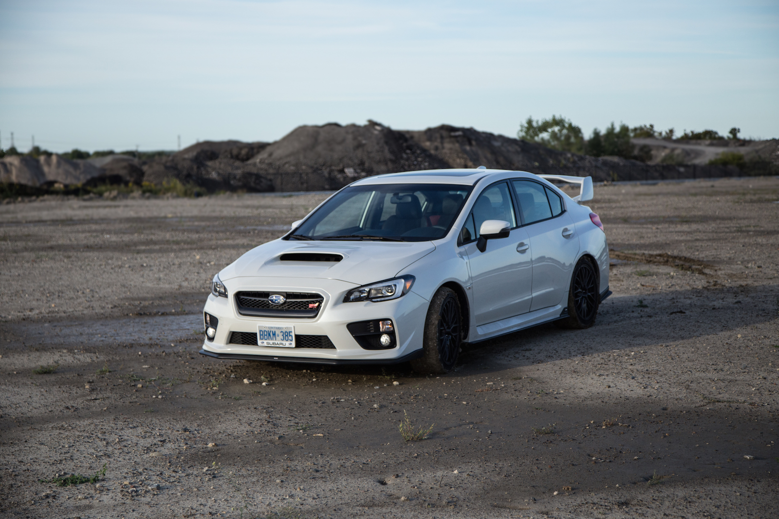 review 2016 subaru wrx sti sport package canadian auto review. Black Bedroom Furniture Sets. Home Design Ideas