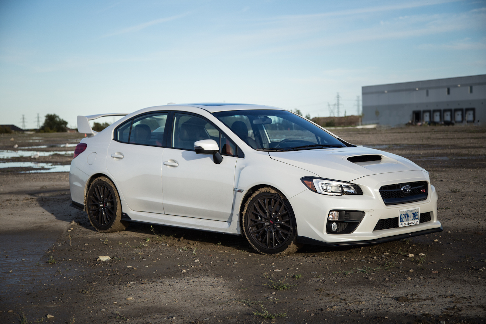 2016 subaru wrx sti review track test video. Black Bedroom Furniture Sets. Home Design Ideas