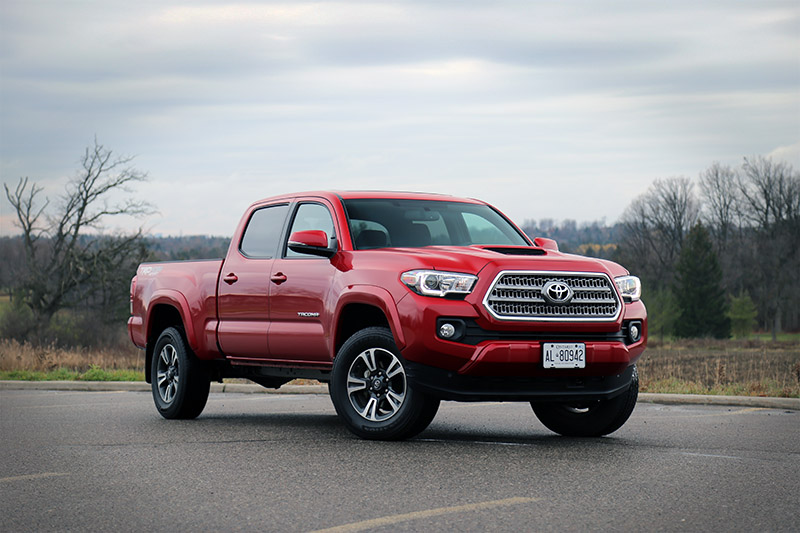 Review: 2016 Toyota Tacoma | Canadian Auto Review