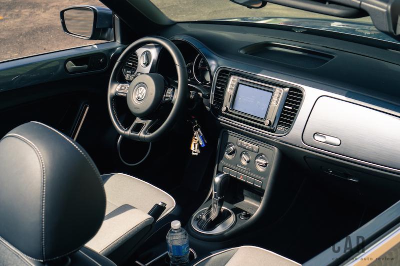 Review 2016 Volkswagen Beetle Denim Convertible